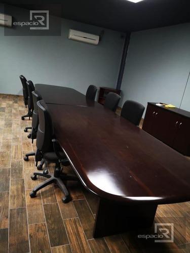 bodega con oficinas en renta en san felipe