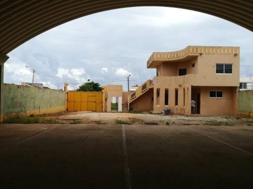 bodega con oficinas en venta, col. puerto méxico, coatzacoalcos, ver.