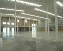 bodega de 1168 m2 con oficinas en conjunto tepotzotlan