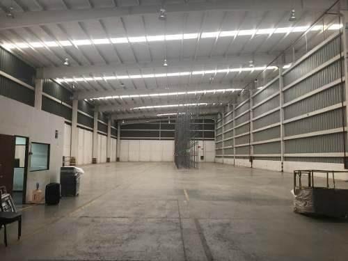 bodega de 2165 m2 en conjunto en la luz cuautitlan izcalli