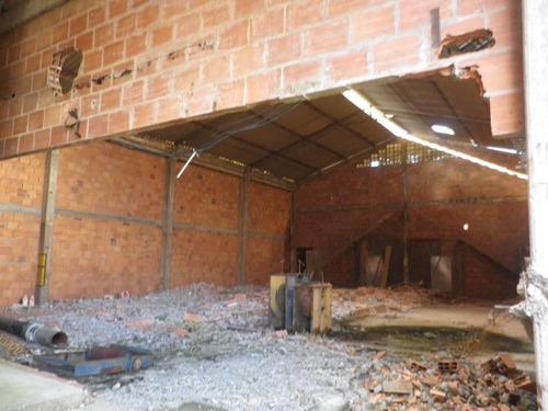 bodega de 500 m2 en complejo empresarial