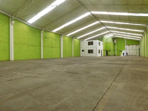 bodega de 920 m2, colonia pantitlan, iztacalco.