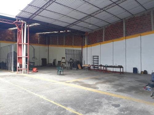bodega en arrendamiento en la zona industrial