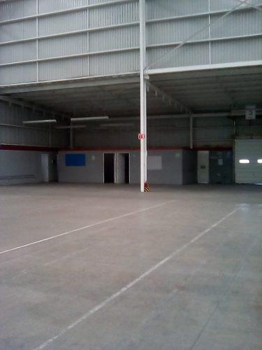 bodega en carretera 57 (parque industrial del centro
