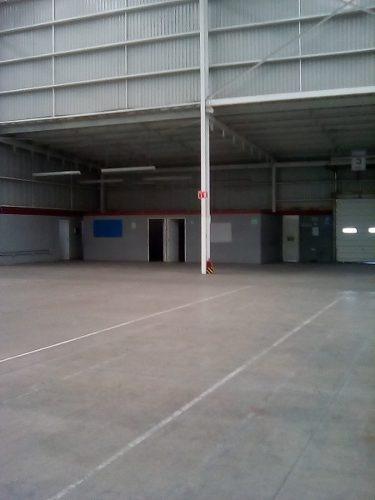 bodega en carretera 57 (parque industrial del centro)