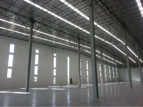 bodega en conjunto en tepotzotlán.  7,032 m2. en renta.