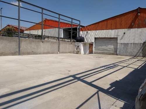 bodega en construcción 490m2 ind. vallejo, azcapotzalco