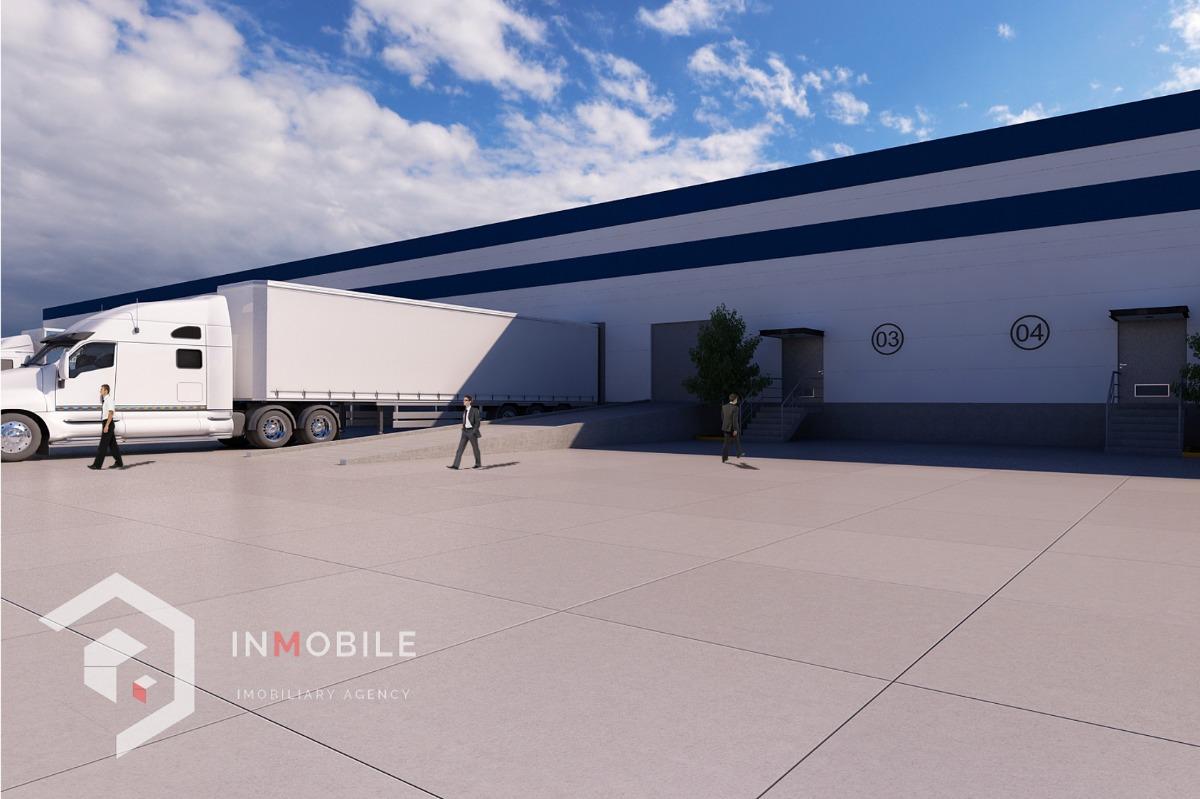 bodega en cuautitlán izcalli, 8,830 m2, renta.