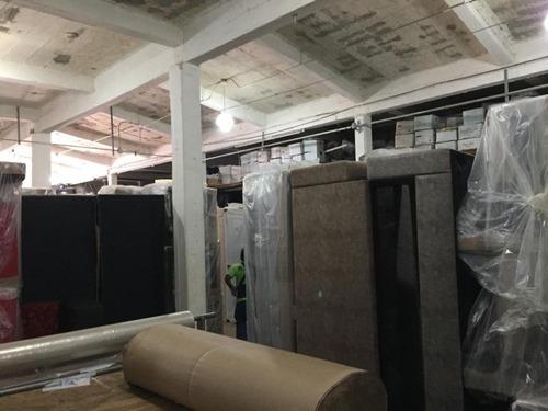 bodega en el centro de 1,075.79 m2 mérida yucatán
