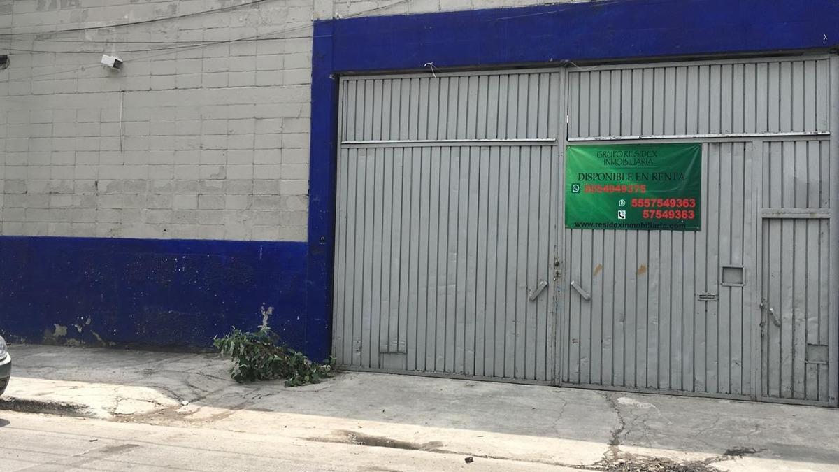 bodega en iztapalapa calle españa