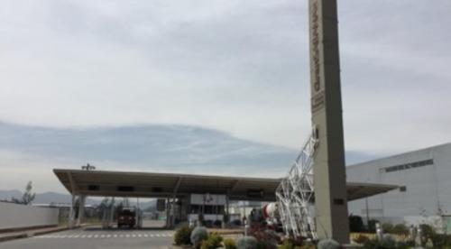 bodega en parque industrial