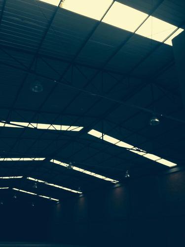 bodega en parque industrial de mosquera