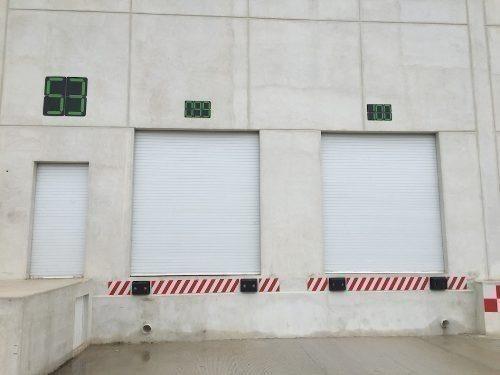 bodega en parque industrial en renta concreto seguridad desd