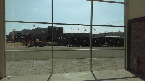 bodega en parque industrial tlc