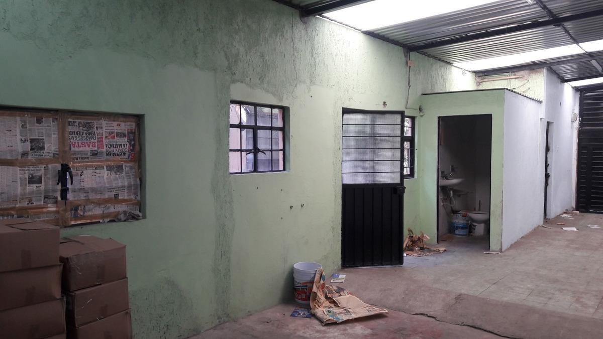 bodega en renta 140 mts, azcapotzalco centro