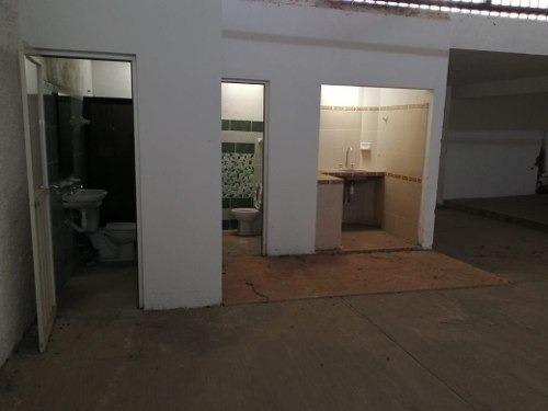 bodega en renta 170 m2, agua blanca industrial
