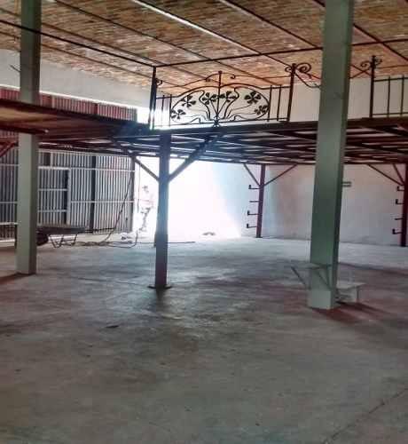 bodega en renta 300 m2 + 300 m2 de terreno en zona el cerrito, tlaquepaque