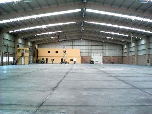 bodega en renta 3,200 m2, parque industrial buenavista