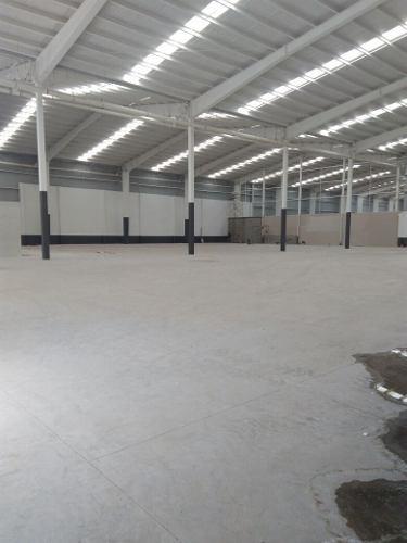 bodega en renta 3,213 m2 parque industrial b-059