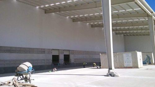 bodega en renta 9,900 m2 frente a vw, sanctorum, cuautlancingo, puebla