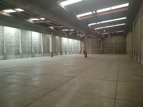 bodega en renta. conjunto industrial. tlalnepantla. 1,877 m2