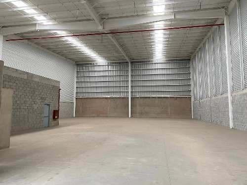 bodega en renta  de 1042 m2 en conjunto privado