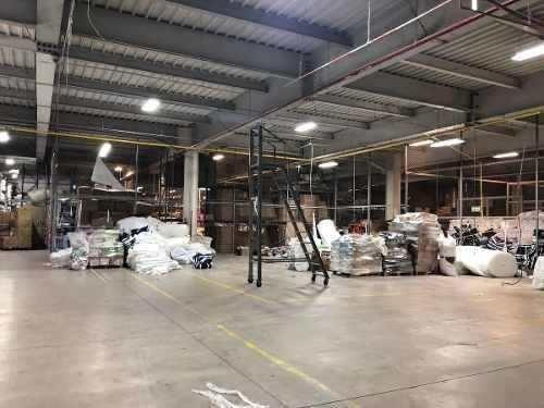 bodega en renta de 4400 m2 en dos niveles tlalnepantla