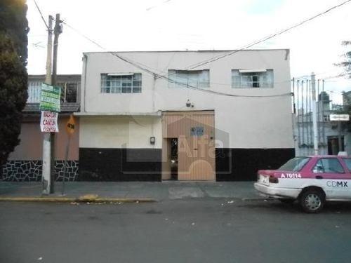 bodega en renta en calle oriente 245, col. agricola oriental, delegacion iztacalco.