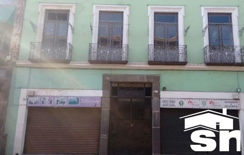 bodega en renta en centro histórico sml-1712