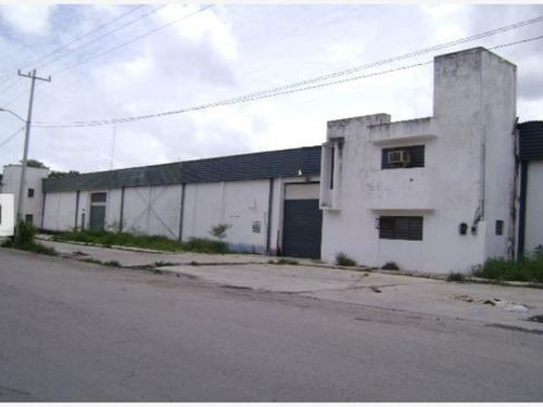 bodega en renta en ciudad industrial