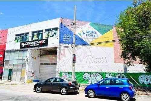 bodega en renta en himno nacional $35,000 san luis potosi