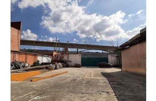 bodega en renta en la carretera mexico-toluca en $80.00 el m2