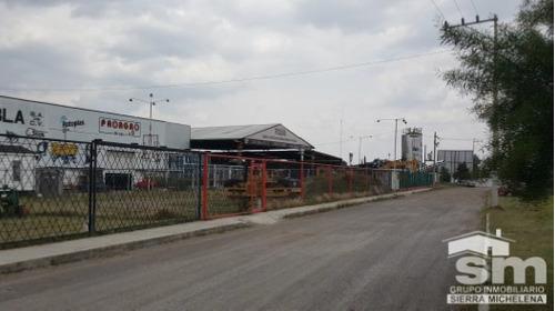 bodega en renta en parque industrial chachapa