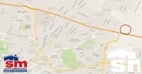 bodega en renta en parque industrial chachapa sbr-1604