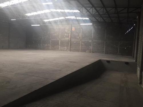 bodega en renta en parque industrial oriente