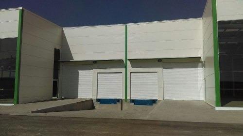 bodega en renta parque industrial tlc