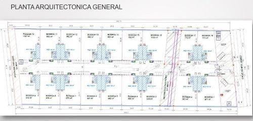 bodega en tultitlán, 4,108 m2, renta.