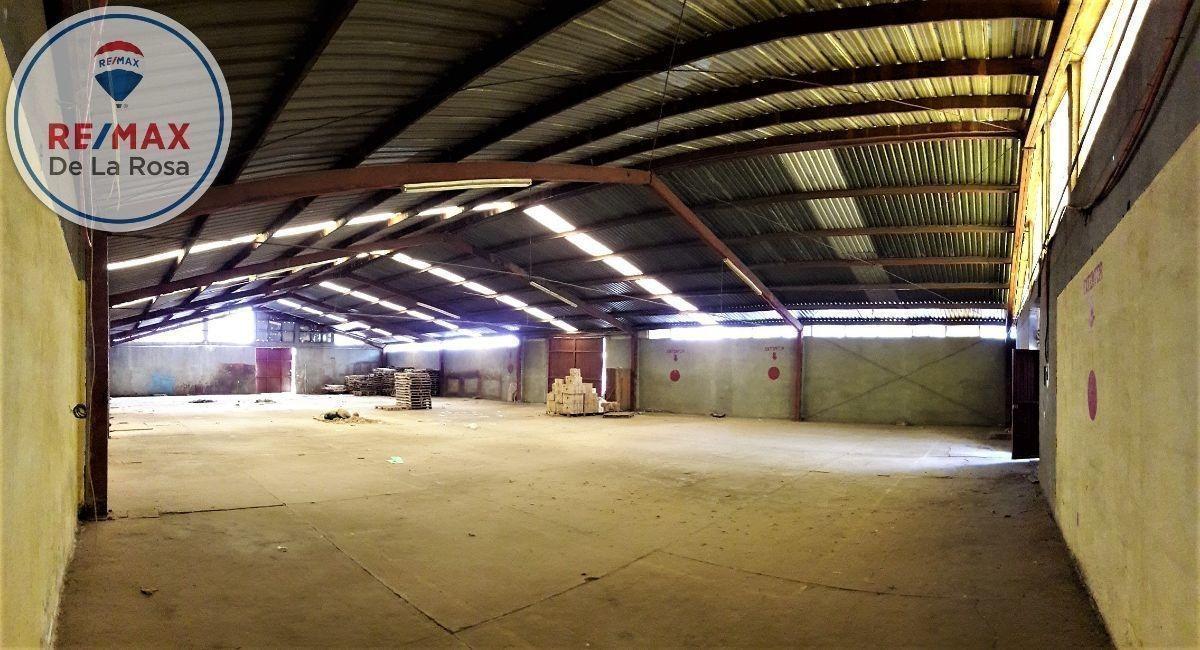 bodega en venta 1762 m2 utilizables  ciudad industrial durango, dgo.