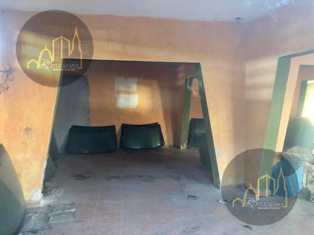 bodega en venta de 834m2 a 5om de prolongacion paseo de montejo