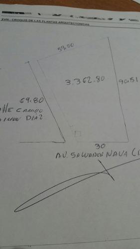 bodega en venta en avenida salvador nava