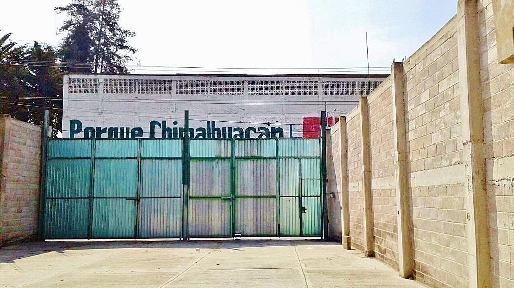 bodega en venta en chimalhuacan
