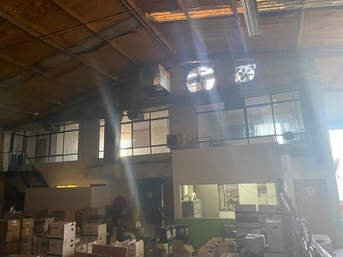 bodega en venta en parque industrial