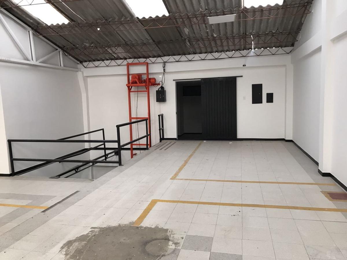 bodega fontibon 1100 m2  gas y trifasica