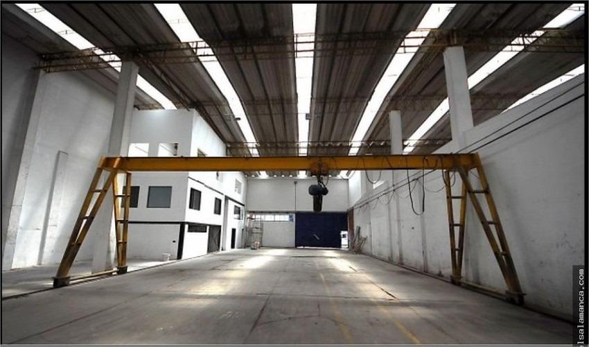 bodega fontibon..5o7  m2 puente grua