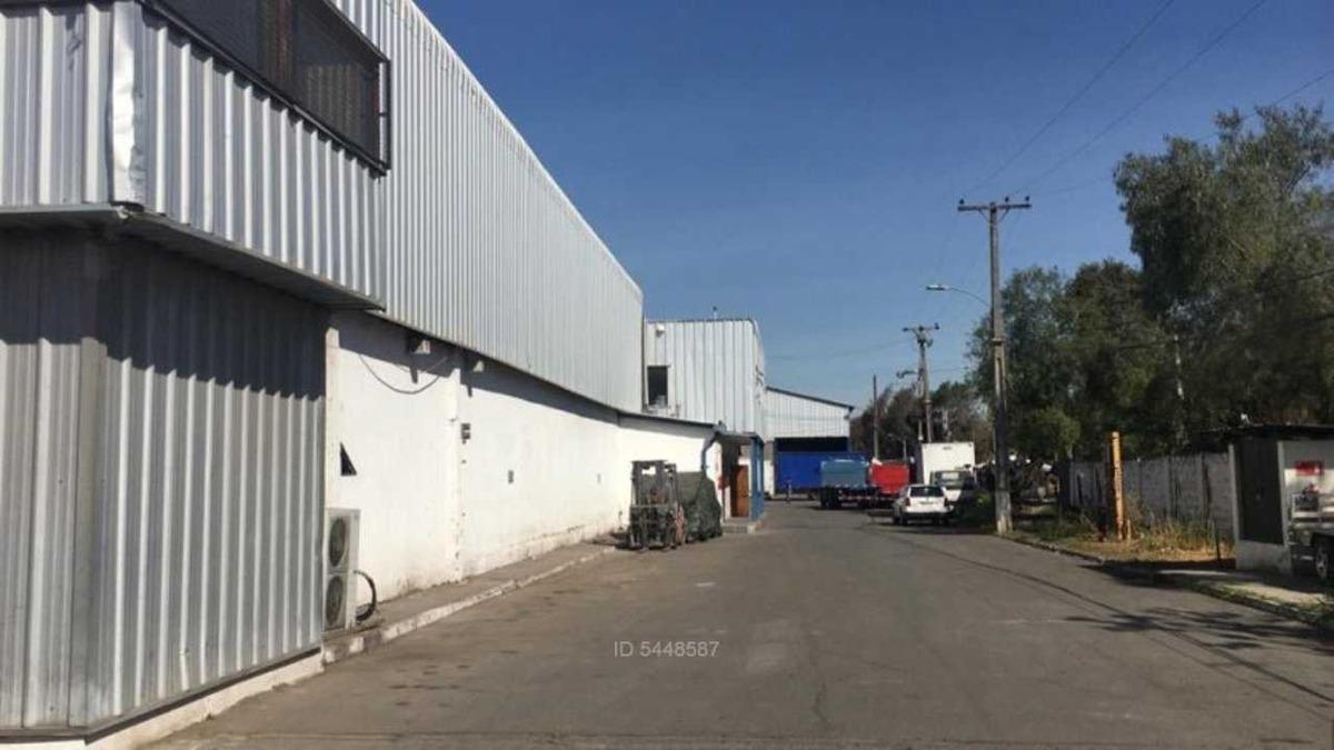 bodega / galpón industrial - comercial