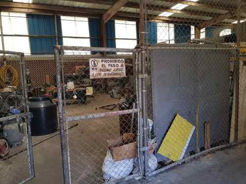 bodega industrial 573 m² a $25 el m2 sobre av. central (excelente oportunidad)