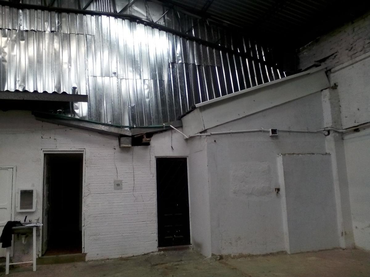 bodega industrial barrio libertador vendo - arriendo
