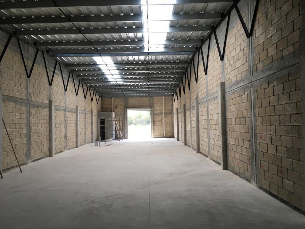 bodega industrial con anden de descarga comun, oficinas, camaras de seguridad y acceso por el periferico las 24 horas