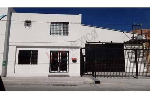 bodega industrial con excelente ubicación al sur de la ciudad de saltillo