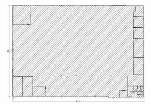 bodega industrial de 1,143.07 m2, lista para utilizar, los reyes.